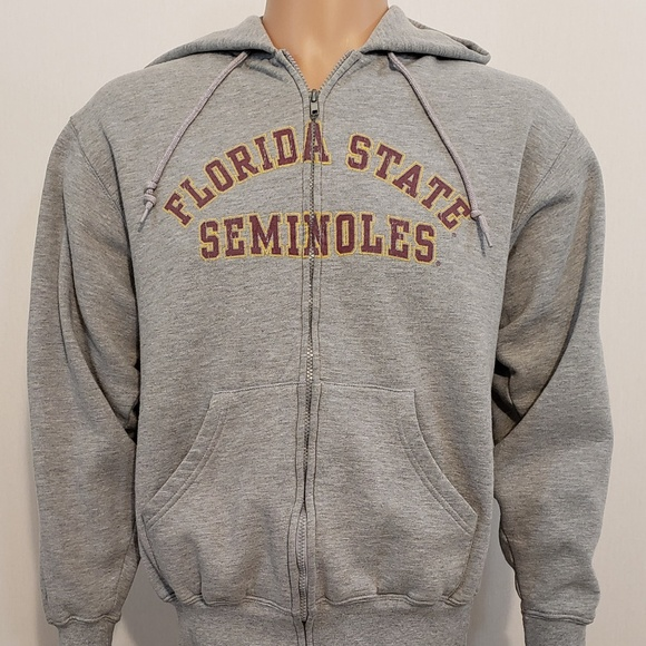 Jansport Other - FLORIDA STATE SEMINOLES GRAY HOODIE SIZE SMALL
